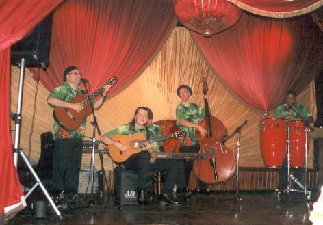 Cubaanse muziek Ritmos Calientes
